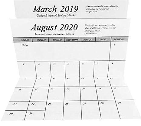 2017 2018 dots 2 year pocket calendar