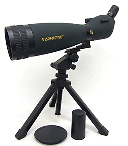 Visionking Spotting Scope for 30-90x90 Spotting Scope Waterproof Powerful Telescope (90x Spotting Scope)