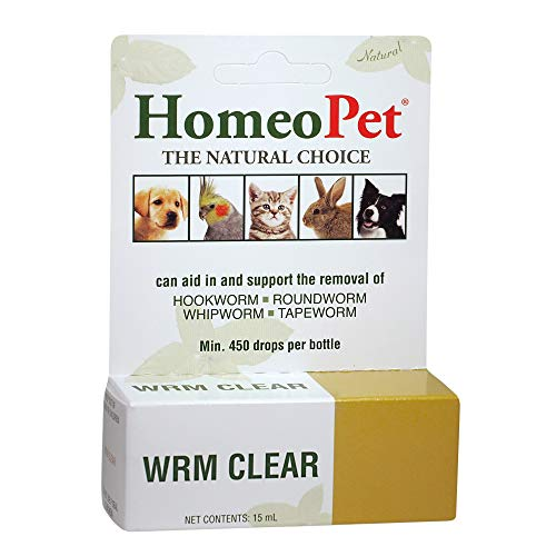 HomeoPet Worm Clear, 15 ml