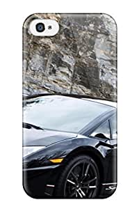 New Style Jeremy Myron Cervantes Hard Case Cover For Iphone 4/4s- Super Car