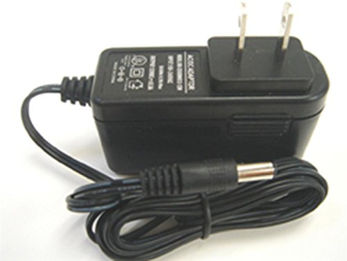 AC Charger 12V Power Supply/Transformer / 1.0 AMP Power Adapter Input: 100-120V-60Hz 0.50A]()