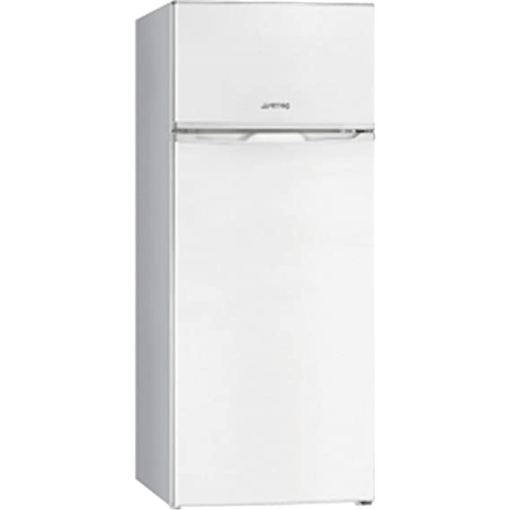 Smeg FD238AP2 Independiente 227L A+ Blanco - Nevera combi ...