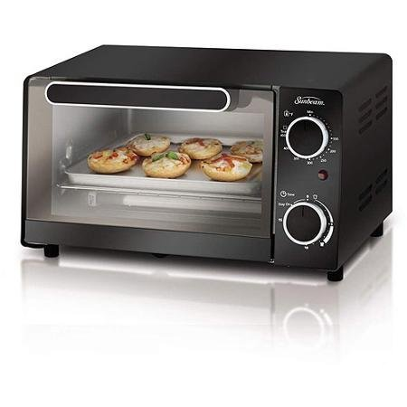 sunbeam 4 slice toaster oven - 2