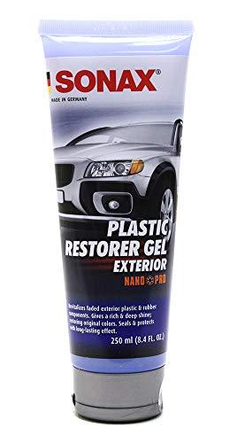 Sonax (210141) Plastic Restorer Gel - 8.45 fl. oz.