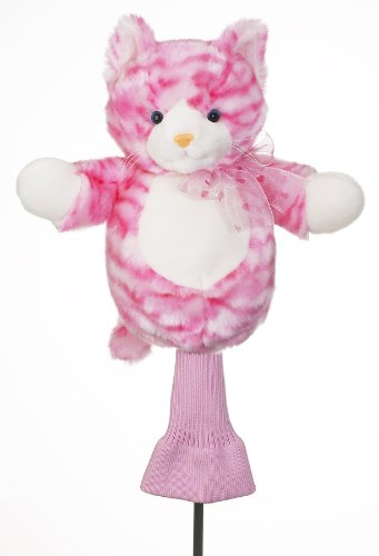 Creative Covers for Golf Candy the Cat Golf Club Head Cover - Cat Golf Headcover