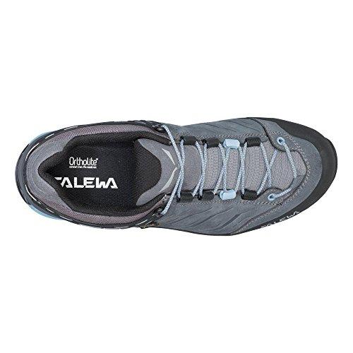 Low Hiking Salewa Women''s papavero Rise Mtn dark Shoes Ws Trainer Multicolor Denim Gtx q6OwZ