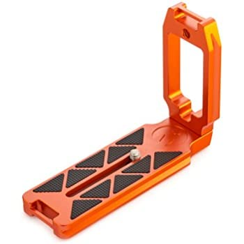 3 Legged Thing QR11-LC Universal L-Bracket (Orange)