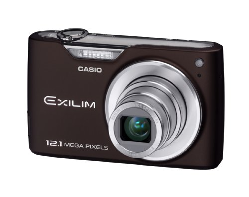 CASIO デジタルカメラ EXILIM EX-Z450 ブラウン EX-Z450BNの商品画像