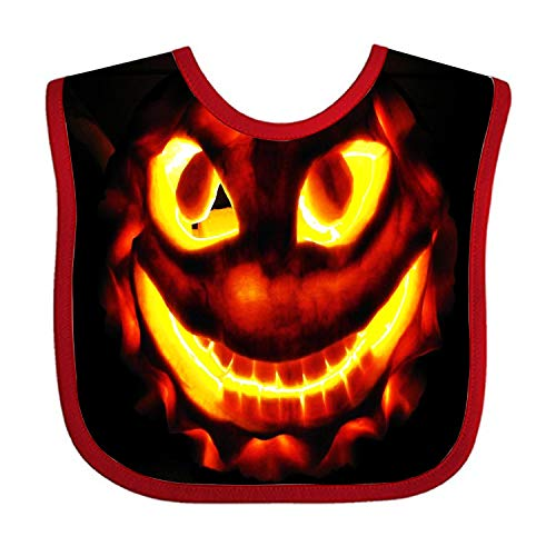 Baby Super Absorbent, Halloween Owl Drool Bibs for Boys & Girls