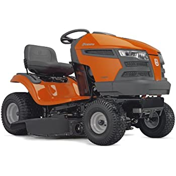 Husqvarna YTH2042 42-Inch 540cc 20 HP Briggs & Stratton Intek Lever Activated Hydrostatic Transmission Riding Lawn Tractor