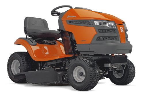Husqvarna YTH2042-CA 42-Inch 540cc 20 HP Briggs & Stratton Intek Lever Activated Hydrostatic Transmission Riding Lawn Tractor (CARB Compliant)