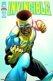 Invincible Comic Costume (Invincible #89