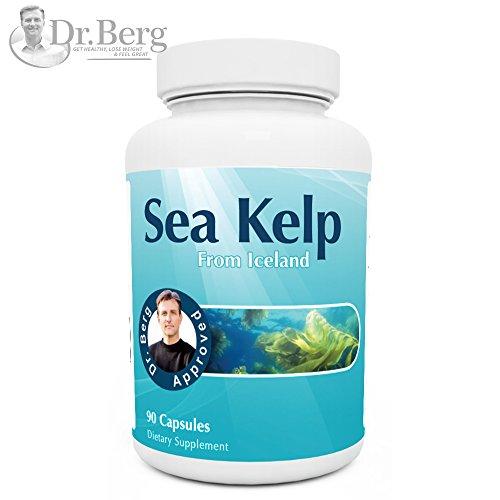 4. Dr. Berg Nutritionals – Sea Kelp