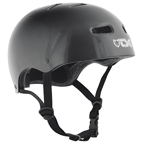 TSG Helm Skate BMX, Injected-Black, L/XL, 750099