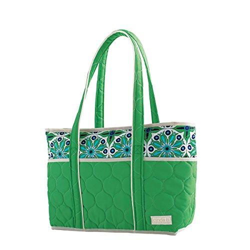 cinda-b-carryall-tote-verde-bonita-one-size