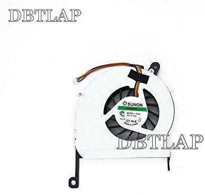 DBTLAP Laptop CPU Fan Compatible for Acer E1-421G E1-431 E1-451 E1-471G V3-471G E1-421 Fan