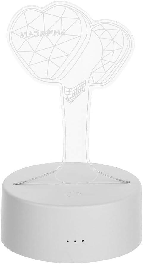 Kpop Blackpink 7 Colors LED Night Light USB Acrylic Home Room Decoration