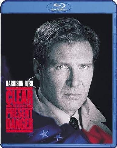 Clear & Present Danger Edizione: Stati Uniti USA Blu-ray