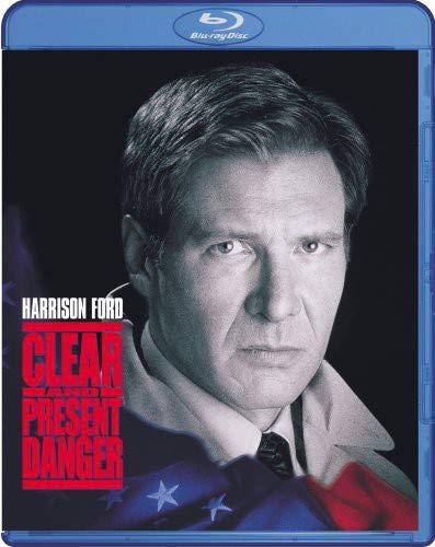 Clear & Present Danger Edizione: Stati Uniti USA Blu-ray ...