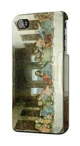 LJF phone case S0173 Leonardo Da Vinci The Last Supper Case Cover for ipod touch 4