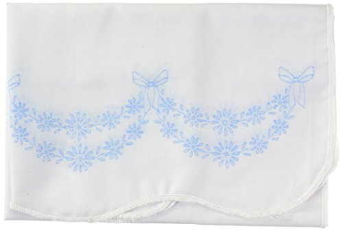 Tobin Stamped Dresser Scarf For Embroidery-Petit Fleur