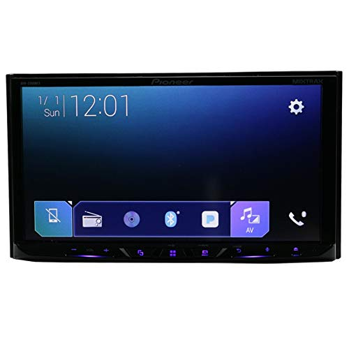 Pioneer AVH-2300NEX Multimedia DVD Receiver with 7'' WVGA Display/Apple CarPlay/Android Auto/Built-in Bluetooth/SiriusXM-Ready/AppRadio Mode + by PIONEER (Image #8)