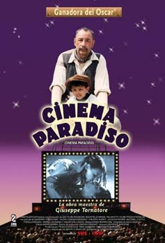 Cinema Paradiso [NTSC/REGION 1 & 4 DVD. Import-Latin America]