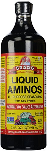 Price comparison product image Bragg Liquid Aminos, 32 oz