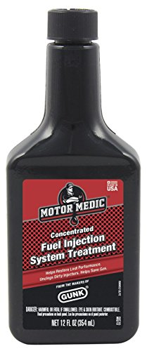 Motor Medic M5212 Concentrated Fuel Injection System Treatment - 12 oz.