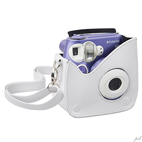 Polaroid Snap & Clip Camera Case For The Polaroid PIC-300 In