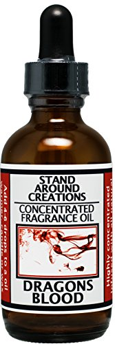 Concentrated Fragrance Oil - Dragon