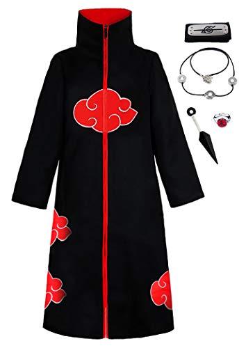 Disfraz de Ninja Akatsuki unisex