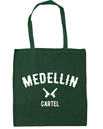 Amazon.com: Unique Bag Medellin cartel Pablo Escobar Tote ...