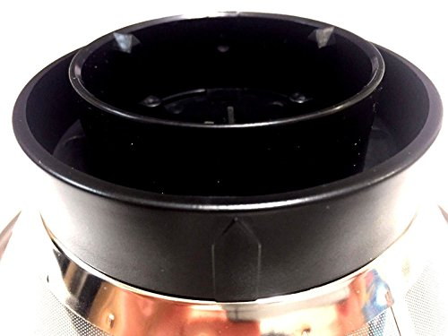 Berucci Replacement Stainless Steel Blade and Basket Filter for Breville BR-1 JE95XL, JE98XL, BJE200XL Juicers ONLY by Berucci (Image #2)
