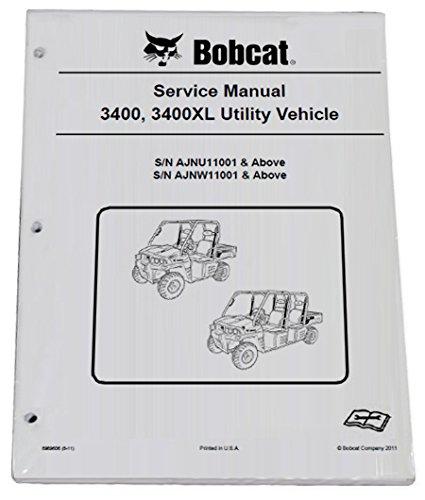 2012 diesel bobcat 3400 schematic
