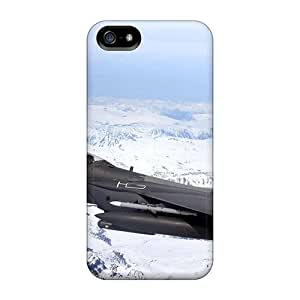 New Customized Design F 15 On Snow Patrol For Iphone 5/5s Cases Comfortable For Lovers And Friends For Christmas Gifts