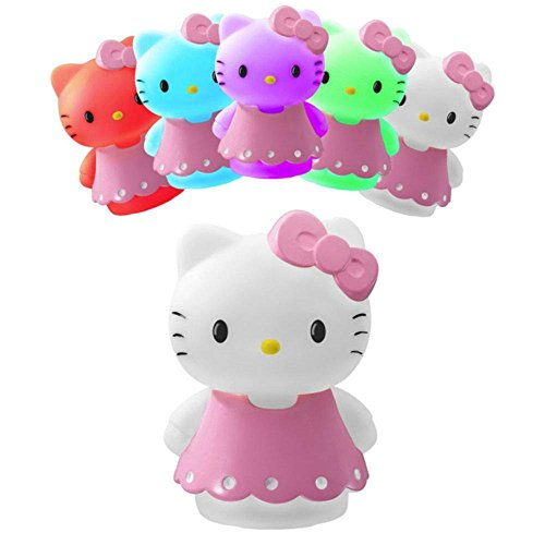 Hello Kitty Led Mood Light in US - 8