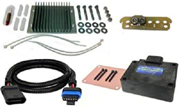 2007 Pensacola Fuel Injection 94-01 GM Chevy 6.5L Diesel PMD//FSD Remote Cooler Kit