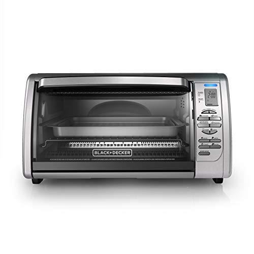 BLACK+DECKER Oven, CTO6335S