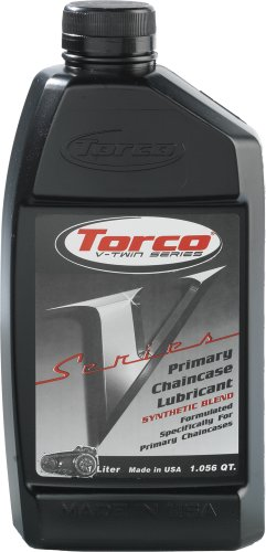 (Torco T730080CE V-Series Primary Chaincase Lubricant Bottle - 1 Liter)