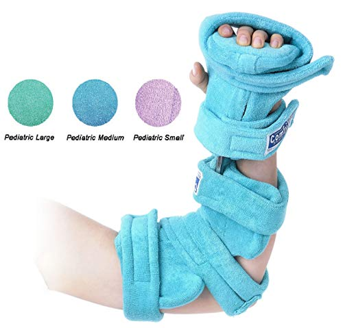 Comfy Pediatric Elbow/Hand Combination Orthosis Large