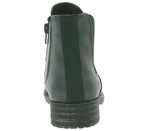 BULLBOXER Chelsea Boot Enfants Boot Noir AEQ514