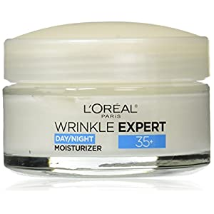 L'Oreal Paris Wrinkle Expert 35+ Collagen Anti-Fine Lines Hydrating Face Moisturizer