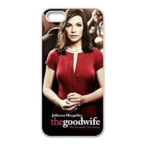 The Good Wife iPhone 5 5s Cell Phone Case White yyfD-074347
