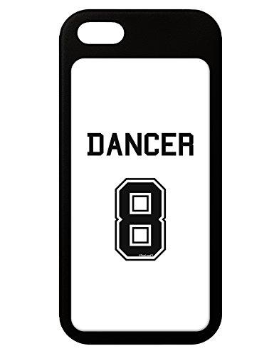 Reindeer Jersey - Dancer 8 iPhone 5 / 5S Grip Case ()