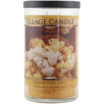 Caramel Kettle Corn Soy Candle