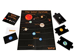 Teach My Preschooler The Solar System