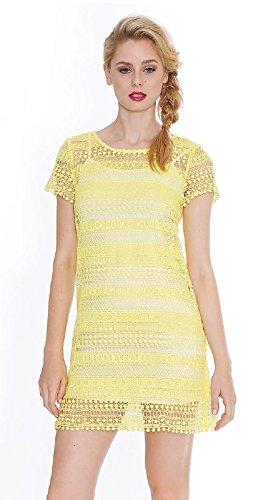 INOCENCE SHIFT DRESS SHIFT INOCENCE SHIFT Lemon INOCENCE SHIFT INOCENCE DRESS Lemon DRESS Lemon FwIEpqq