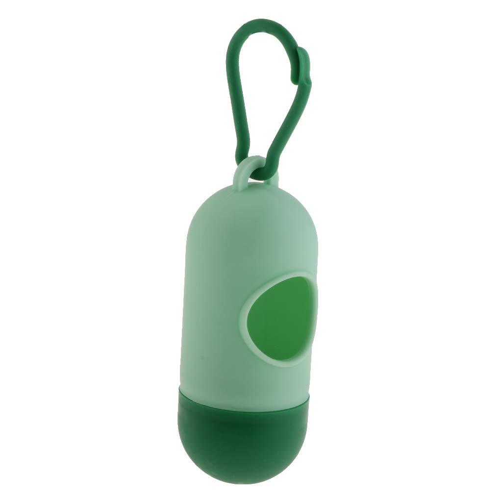 Homyl Portable Baby Diaper Bags Toddler Removable Box Nappy Bag Rubbish Case - Blue, as described