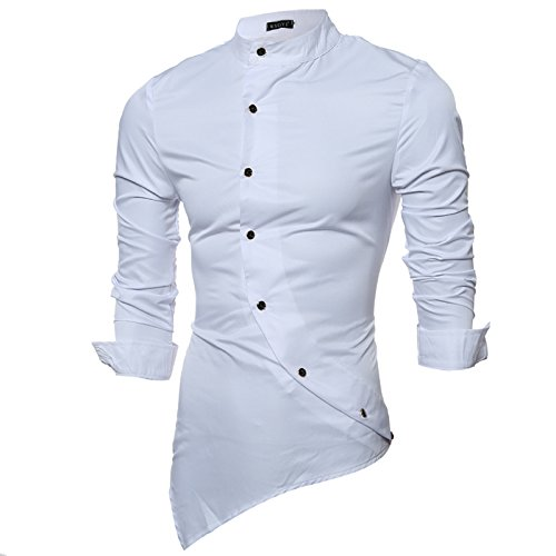 2017 New Arrival Man Shirt Pattern Design Long Sleeve Floral Flowers
